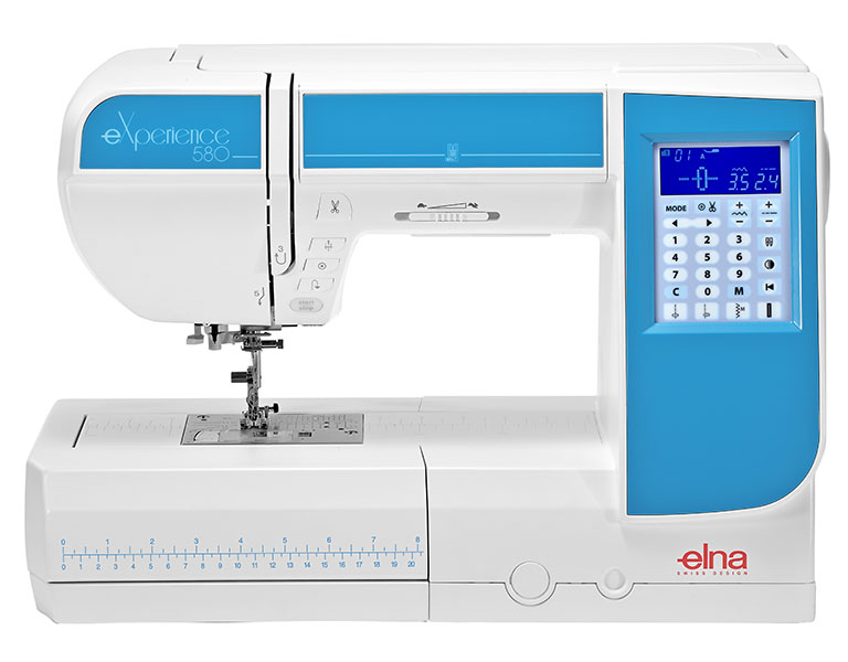 Elna eXperience 580